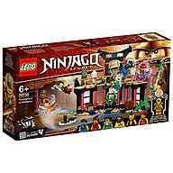 Đồ chơi LEGO Ninjago Giải Đấu Của Những Bậc Thầy 71735 thumbnail