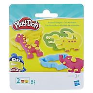 Đồ chơi đất sét Bộ Playdoh đầu đời PLAYDOH E0801 thumbnail