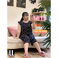 (63-80kg, size trên hình) Đồ bộ BIGSIZE mặc nhà nữ mặc ngủ nữ chất tole lanh mát mẻ, thoải mái trong thời tiết nóng. Bigsize nữ 80kg. Đồ bộ bigsize nữ 70kg trở lên. Đồ bộ size lớn nữ. Đồ bộ size đại nữ. Đồ bộ tole nữ mặc nhà. Đồ bộ tole bigsize nữ 70kg trở lên. KIểu dáng áo cổ tròn cánh tiên hoặc áo cổ tròn tay ngắn, quần lửng lưng thun. thumbnail