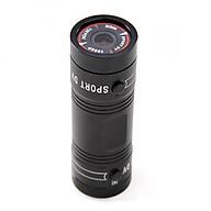 Camera Hành Trình Sport Chống Nước Cho Xe Đạp, Xe Máy M500 AZONE thumbnail