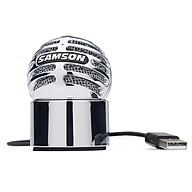 Micro thu âm USB máy tính SAMSON Meteorite - Mạ chrome cao cấp - Hàng chính hãng thumbnail
