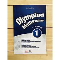 Sách Olympiad Maths Trainer 1 - Toán cho trẻ 7- 8 tuổi thumbnail