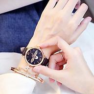 Đồng hồ nữ thời trang zOTIME dây da mặt ong siêu đẹp siêu hót giành riêng cho phái nữ ZO_87 thumbnail