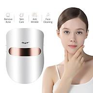 Mặt nạ Photon CkeyiN giúp trẻ hóa làn da làm đẹp da mặt hiệu quả thumbnail