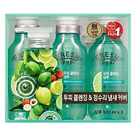 AMORE Fresh Pop Green Herb Shampoo Mojito 1500ml thumbnail