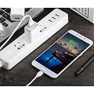 Bộ cu va ca p sạc nhanh iphone 2.4A, Sạc được IPAD thumbnail