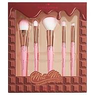 Bộ cọ trang điểm Revolution Beauty Chocolate Brush Set (Bill Anh) thumbnail