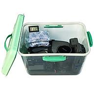 Combo hộp chống ẩm máy ảnh, flycam giá siêu rẻ 10 lít, 6 lít, 3 lít (tùy chọn hạt hoặc máy hút ẩm) thumbnail