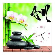 Tranh Đồng Hồ Chữ An TDH49 thumbnail