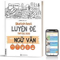 Sách - Sketch test luyện đề THPTQG 2020 môn Ngữ văn thumbnail