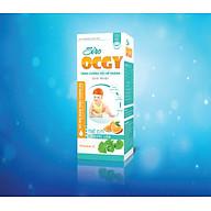 Giảm nhiệt miệng, giải nhiệt cơ thể, bổ sung vitamin C, tăng sức đề kháng cho trẻ em và người lớn Siro Ocgy (chai 100ml) thumbnail
