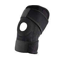 Băng bảo vệ đầu gối có lỗ chống chấn thương giãn dây chằng free size (1 chiếc ) thumbnail
