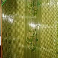 Chiếu trúc in hoa Cao Bằng họa tiết ngẫu nhiên thumbnail