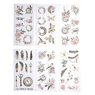 Sticker Dán Trang Trí ( Bộ 6 Tấm ) - Magic Time thumbnail