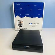 Đầu ghi hình 4CH KBVision KX-7104SD6 5-in-1 - Hàng Chính Hãng thumbnail