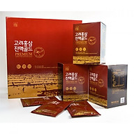 Chiết xuất hồng sâm cao cấp (80ml x 60 gói) Daedong Hàn Quốc thumbnail