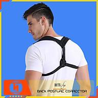 Đai chống gù lưng nam nữ HT SYS Back Posture Corrector- Giúp định hình cột sống - Điều chỉnh tư thế của lưng - Phù Hợp Với Mọi Độ Tuổi - hỗ trợ chữa trị Hiệu Quả Chứng Gù Lưng, Lưng Tôm, Cong Vẹo Cột Sống thumbnail