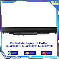 Pin dành cho Laptop HP Pavilion 14-AC023TU 14-AC021TU 14-AC025TU - Hàng Nhập Khẩu thumbnail