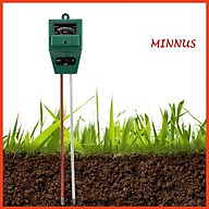 Máy đo độ PH, độ ẩm của đất, đo ánh sáng, bút đo PH 3 trong 1 thumbnail