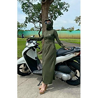 Váy Chống Nắng Nữ Toàn Thân, Áo Khoác Che Nắng Che Bụi King168 mẫu NT154 thumbnail