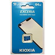 Thẻ nhớ MicroSD Kioxia 64GB Class 10 - Hàng Nhập Khẩu thumbnail