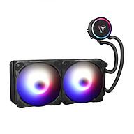 Tản nhiệt nước CPU 2 Fan Led Segotep BeCool-240S hàng chính hãng thumbnail