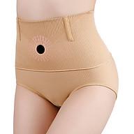 Women s abdomen pants waist waist corset high waist hip shaping pants postpartum corset waist waist seamless triangle abdomen panties thumbnail