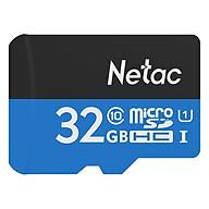 Thẻ Nhớ Netac 32GB - Hàng chính hãng thumbnail