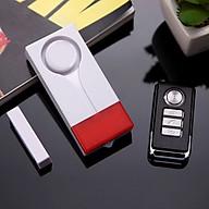 Bộ báo động bảo vệ nhà cửa thông minh, không dây có ĐKTX 18R cao cấp (Tặng đèn 4 led dán tủ, dán tường đa năng) thumbnail