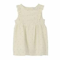 Váy Thô Bé Gái Hoa Nhí Ardilla 13GS18 - Kem thumbnail