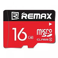 Thẻ Nhớ Remax 16GB - Hàng chính hãng thumbnail