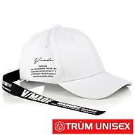 Nón Đuôi dài Mũ Hàn Quốc dây dài Unisex Màu trắng thumbnail