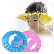 Mũ tắm có vành tai cho bé, mũ tắm cho bé tiện dụng thumbnail
