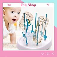 Giá Úp Bi nh Sữa Gâ p Go n Không Nă p Và Có Nắp Tiện Lợi Bin Shop thumbnail