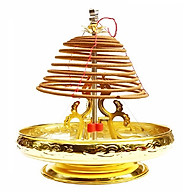 Khay thắp hương vòng di đà Khay đốt nhang hình rồng thumbnail