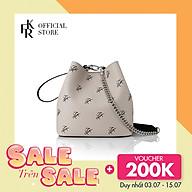 Túi đeo chéo Find Kapoor Pingo Bag 20 Pattern Double FB20PACH2BC - màu đen và trắng thumbnail