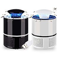 Đèn Bắt Muỗi Và Côn Trùng - Tặng Kèm Củ Sạc USB Đa Năng - Màu Ngẫu Nhiên thumbnail