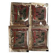Thực phẩm chức năng Trà sâm Korea Red Ginseng Tea hộp 300g thumbnail