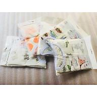 Combo 5 Bộ Quần Áo Trẻ Sơ Sinh Cao Cấp Sợi Cotton Fiber Bamboo Dành Cho Bé 12-14 Tháng Tuổi ( Màu Ngẫu Nhiên ) thumbnail