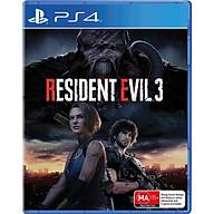 Đĩa Game PS4 Resident Evil 3 Remake - Hàng Nhập Khẩu thumbnail