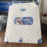 Nệm lò xo Topaz 3 viền bóc vải, vải 2D Hàn Việt Hải 160x200x25cm thumbnail