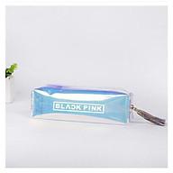 Túi bút hologram BlackPink trong suốt lấp lánh thumbnail
