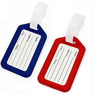 Combo 2 thẻ treo vali du lịch bằng nhựa (giao màu ngẫu nhiên) thumbnail