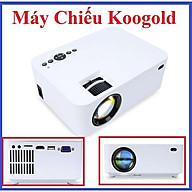 Máy Chiếu Mini KOOGOLD Smart LED Projector Full HD 1080p Support Max 60 inch thumbnail