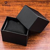 Hộp đựng đồng hồ đeo tay PAGINI - HOPDEN001 màu đen cao cấp thumbnail