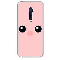Ốp lưng dẻo cho điện thoại Oppo Reno 2 - 0131 PIG - Hàng Chính Hãng thumbnail