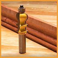 Mũi Soi Phào Chỉ Vàng Kiểu 3 - Mũi Soi Phào Chỉ Vàng Kiểu 3 áp dụng được cho tất cả các lọai gỗ công nghiệp thumbnail