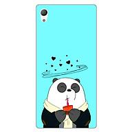 Ốp lưng dẻo cho Sony Z4 _Panda 04 thumbnail