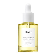 Tinh chất dưỡng sáng da chống lão hóa cao cấp Huxley Oil Light and More 30ml thumbnail