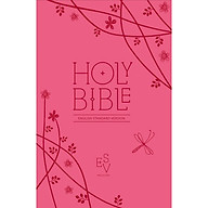 Holy Bible English Standard Version (Esv) Anglicised Pink Compact Gift Edition with Zip thumbnail
